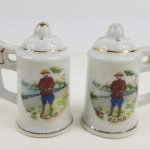 Other - Vintage ceramic salt and pepper Shakers r.c.m.p.